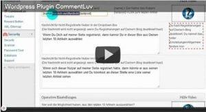 Wordpress Plugin CommentLuv